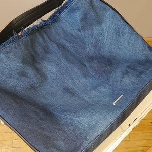 Rebecca Minkoff Bags - Rebecca Minkoff Blue Isobel Hobo Bag